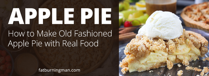 We've been working to perfect a guilt-free apple pie for years, and, by golly, I think we've finally done it: http://bit.ly/apl-pie
